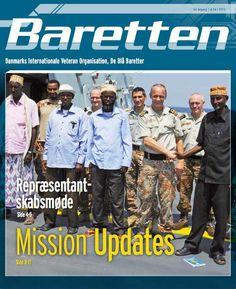 Baretten, Danmarks Internationale Veteran Organisation