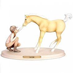 Enesco Horse Whispers Girl Talk Figurine, 5-1/2-Inch Enesco Gift http://www.amazon.com/dp/B00124YJOQ/ref=cm_sw_r_pi_dp_Zx7owb1RP9HM1