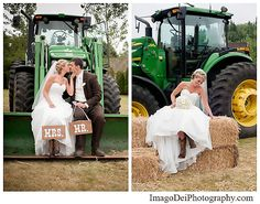 ...I'm only pinning this because of the tractor FYI. But with the right lighting and maybe a more funky angle, it could be cute!
