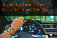 Books, Bargains, Blessings: Monitoring Teen Drivers on the Road #BetterMoments