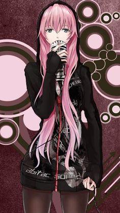 Vocaloid Megurine Luka