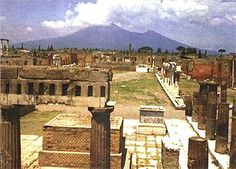 Pompei- Visited here in June 2010 with Brianna and Alyssa. Amazing!