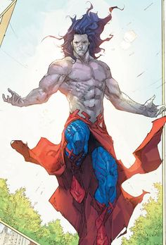 Among these is H'El, who, like Zod, desires to reignite the lost flames of Krypton, and lays down the red carpet for his arrival with the appearance of what looks like a dragon, but is actually a Kryptonian animal called a Tripodal Curosiananium.