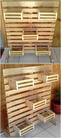 71 Best Wood Pallet Planters Images Wood Pallet Planters Wood