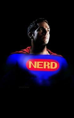 Best superhero. EVER. Nerdman!