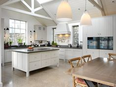 plain english cabinets   New kitchen design from our Plain English Collection 2013