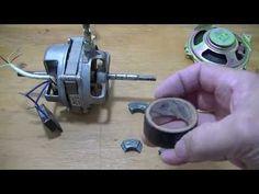 "Free Energy Magnet Motor fan used as Free Energy Generator ""Free Energy"" light bulb - YouTube"