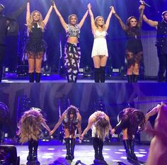 You were incredible tonight, this album will be so amazing. I love you queens @LittleMix #AppleMusicFestival
