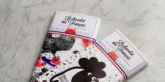 Le chocolat des Français — The Dieline - Package Design Resource