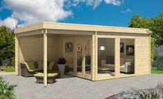 Design Gartenhaus Avantgarde-44 ISO