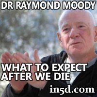 Raymond Moody (born June 30, 1944) is a psychologist and medical doctor. He is most famous as an author of books about life after death and near-death experiences (NDE), a term that he coined in 1975.