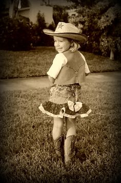 Cowgirl :)