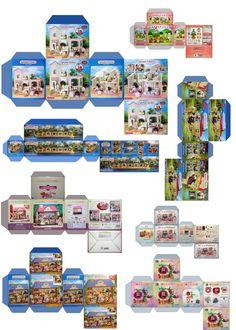Barbie Doll House, Barbie Toys, Diy Doll Miniatures, Miniature Dolls, Diy Doll School Supplies, Myfroggystuff, Dollhouse Toys, Paper Crafts Origami, Baby Kind