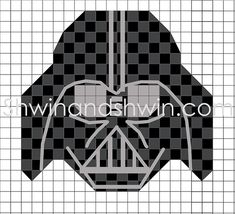 Darth Vader Quilt 2019 The force is strong with this one. Big Block Quilts, Boy Quilts, Quilt Blocks, Paper Piecing Patterns, Quilt Patterns Free, Free Pattern, Quilting Projects, Sewing Projects, Quilting Designs