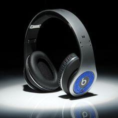 Beats By Dre Studio Blue Diamon Steel Sale
