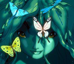 "Fantasia 2000 ""Firebird Suite"", the spring sprite-- my favorite Disney anything ever"