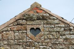 Heart-shaped Window by Helen Dinning