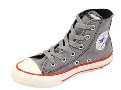Grey all stars Converse