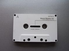SONY Metal Master