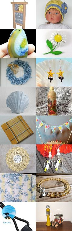 You Are my Sunshine by Brenda L. Marsh on Etsy--Pinned+with+TreasuryPin.com
