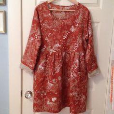 Latest makes on the blog today. This is my New favourite dress. Style based on #hemlocktee #grainlinestudio Fabric is linen #naniiro from @missmatatabifabric #missmatatabi #handmadewardrobe #memadeeveryday #linenfabric by melissa_makes.ig