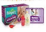 Diapers minimum 25% to 35% off