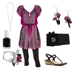 Nina, created by ljjenness on Polyvore