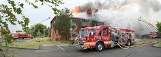 Apartment Fire Wichita, KS