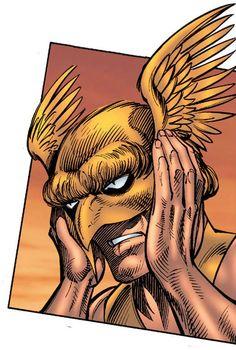 Hawkman by John Byrne