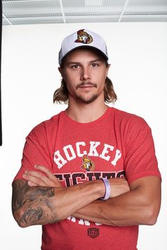 Erik karlsson tattoo