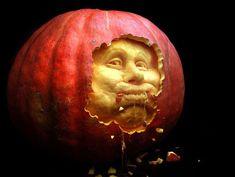 More Amazing Pumpkin Carvings by Ray Villafane | Bored Panda
