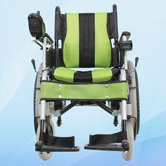 hot sale folding lightweight aluminum power wheel chair with anti-tipper wheels