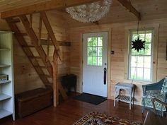 Roomy & beautiful mud room!