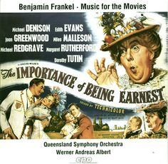 The Importance of Being Earnest: Benjamin Frankel's « Holiday Adds