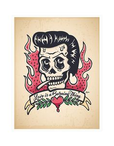 Johnny Cash Skull Ring Of Fire Lyrics Johnny Cash Tattoo Skull