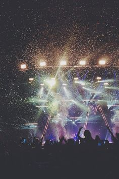 This photo definitely resembles how awesome and Arctic Monkeys concert would be.