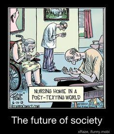 The future...
