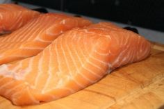 Fish Recipes, Salmon, Food And Drink, Cooking Recipes, Meat, Ethnic Recipes, Drinks, Awesome, Fimo