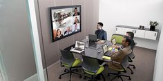 Businesses can convert their smaller meeting rooms into spaces for quick and efficient #videocollaboration. Check out flexible and affordable #VC solutions for #HuddleRooms from Actis. https://www.actis.co.in/solutions/corporate/huddle-rooms/