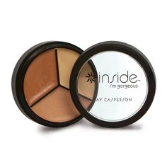 Kay's 3-in-1 Concealer Palette is the perfect combination for all complexions