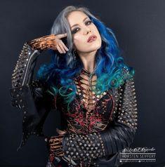Chica Heavy Metal, Heavy Metal Girl, Female Guitarist, Female Singers, Death Metal, Alissa White, Ladies Of Metal, Arch Enemy, Women Of Rock