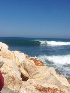 Some awsome mediterranean surf