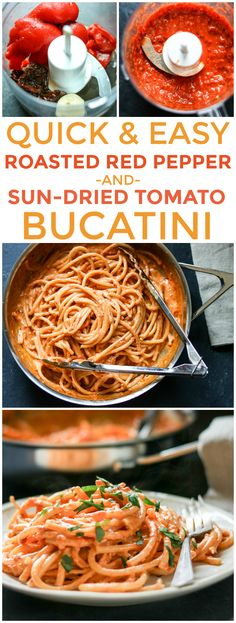 Six simple ingredients come together to make a quick, easy, and delicious dinner!
