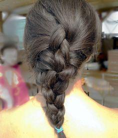my favourite summer braid *-* ♥