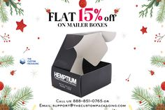 Increasing brand visibility with unique and excellence focused mailer packaging boxes at incredibly reasonable costs.