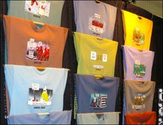 Rod and Chain T-Shirt Display                                                                                                                                                     More