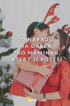 Přinášíme vám inspiraci na dárek pro maminku, který udělá radost a potěší. Využijte těchto tipů na Vánoce, narozeniny, svátek nebo jen tak. #darekpromaminku #maminka #darky #vanoce