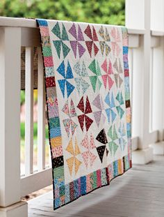 Martingale - Scrappy Fat Quarter Quilts