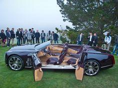 Cadillac Ciel Concept Gallery | Photo Gallery - Yahoo! Autos