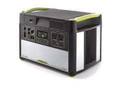"""""""Features & Benefits"""" Goal Zero Yeti 1400 Lithium Portable Power Station Silent Gas Free Generator Alternative with 1500 Watt Watt Surge) AC inverter, USB, Outputs (Certified Refurbished) *** To view further for this item, visit the image link. Solar Energy Panels, Best Solar Panels, Solar Generator, Inverter Generator, Solar Roof Tiles, Solar House, Solar Panel Installation, Panel Systems, Solar Energy System"""